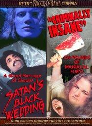 Satan's-Black-Wedding-Criminally-Insane-Retro-Shock-O-Rama-Cinema-DVD
