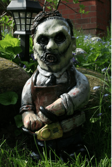 Leatherface-Texas-Chainsaw-Gnome