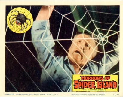 Ein Toter Hing Im Netz - The Horror of Spider Island - 1960 - Pacemaker-Pictures