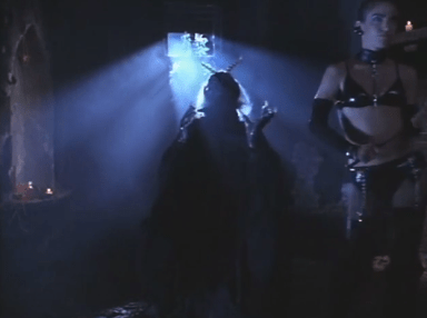 Teenage-Exorcist-demon-Brinke-Stevens-dominatrix