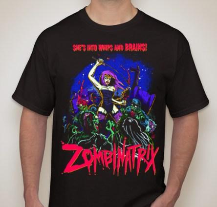 Zombinatrix-t-shirt