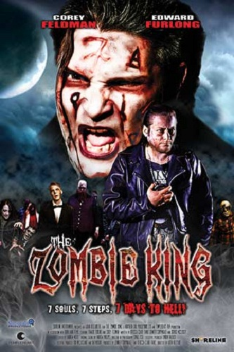 POSTER The Zombie King 2012 V7