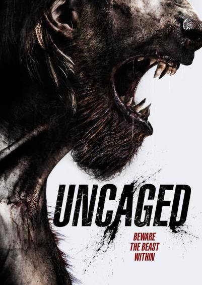 Uncaged-2015-werewolf-horror-film-poster