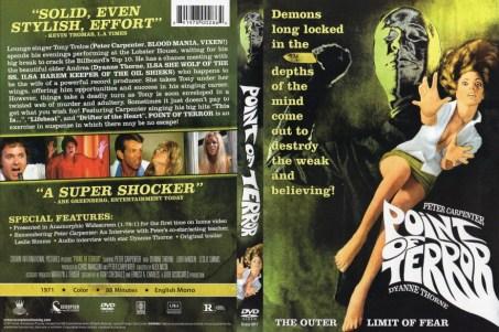 point of terror dvd