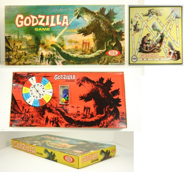 Godzilla-Ideal-board-game-1963