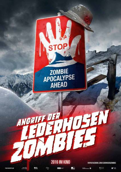 Lederhosen-Zombies