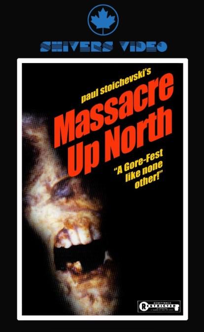 Massacre-Up-North-VHS