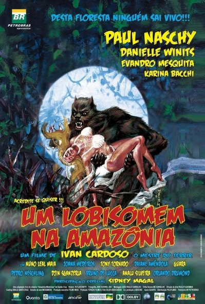 A-Werewolf-in-the-Amazon-2005-Brazilian-poster