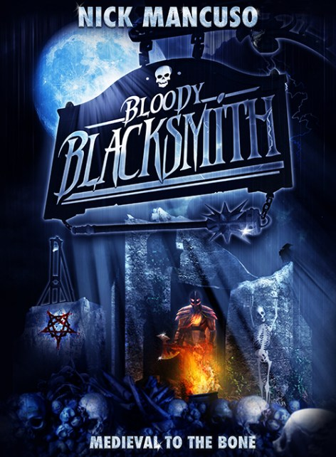 Bloody-Blacksmith-Nick-Mancuso-horror-movie-poster