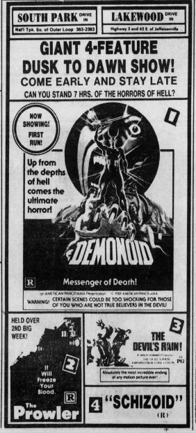 Demonoid-The-Prowler-The-Devil's-Rain-Schizoid-ad-mat