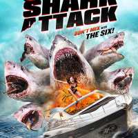 6-Headed Shark Attack - USA, 2018 - reviews