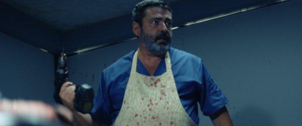 Alive. movie film horror driller killer 2018