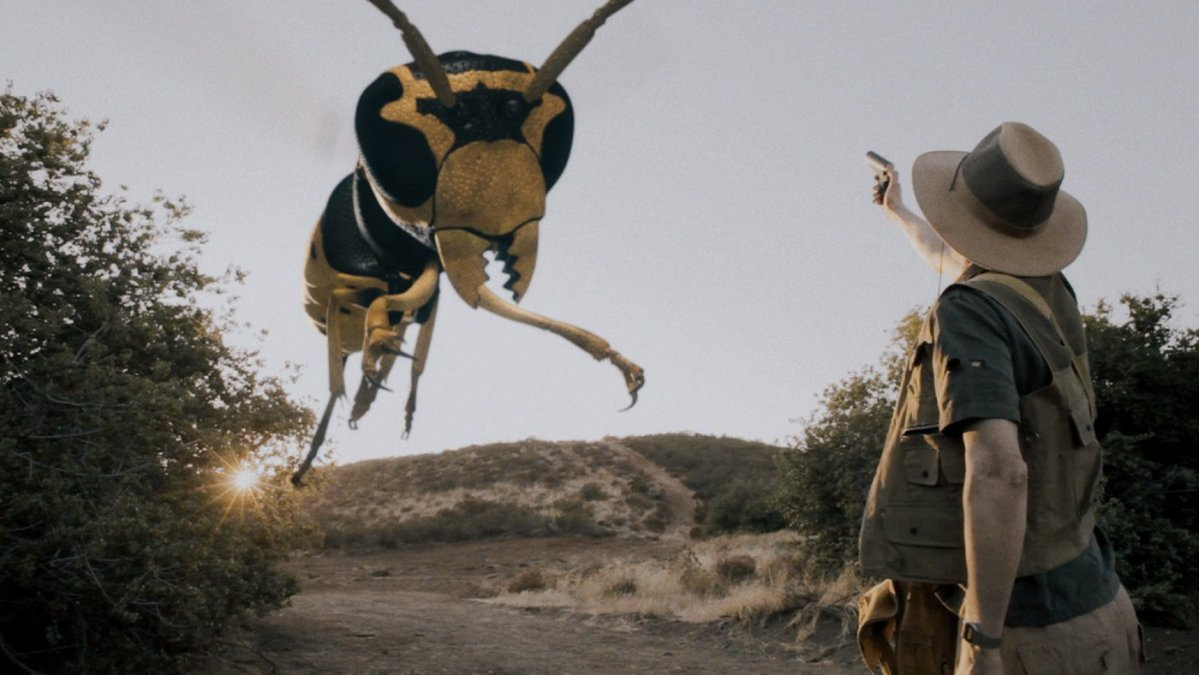 MOVIES & MANIA | Big Bad Bugs aka The Vortex – USA, 2012