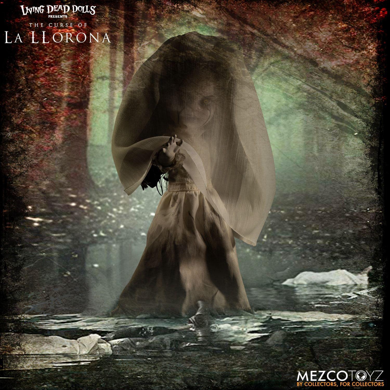 Mezco Toys-Living Dead Dolls-La Llorona-Pre-order-août 2019