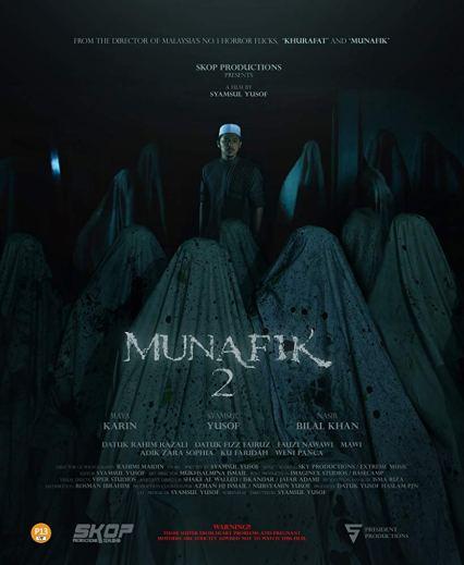 Munafik : munafik, MUNAFIK, (2018), Reviews, Overview, MOVIES, MANIA:, AGGREGATED, REVIEWS