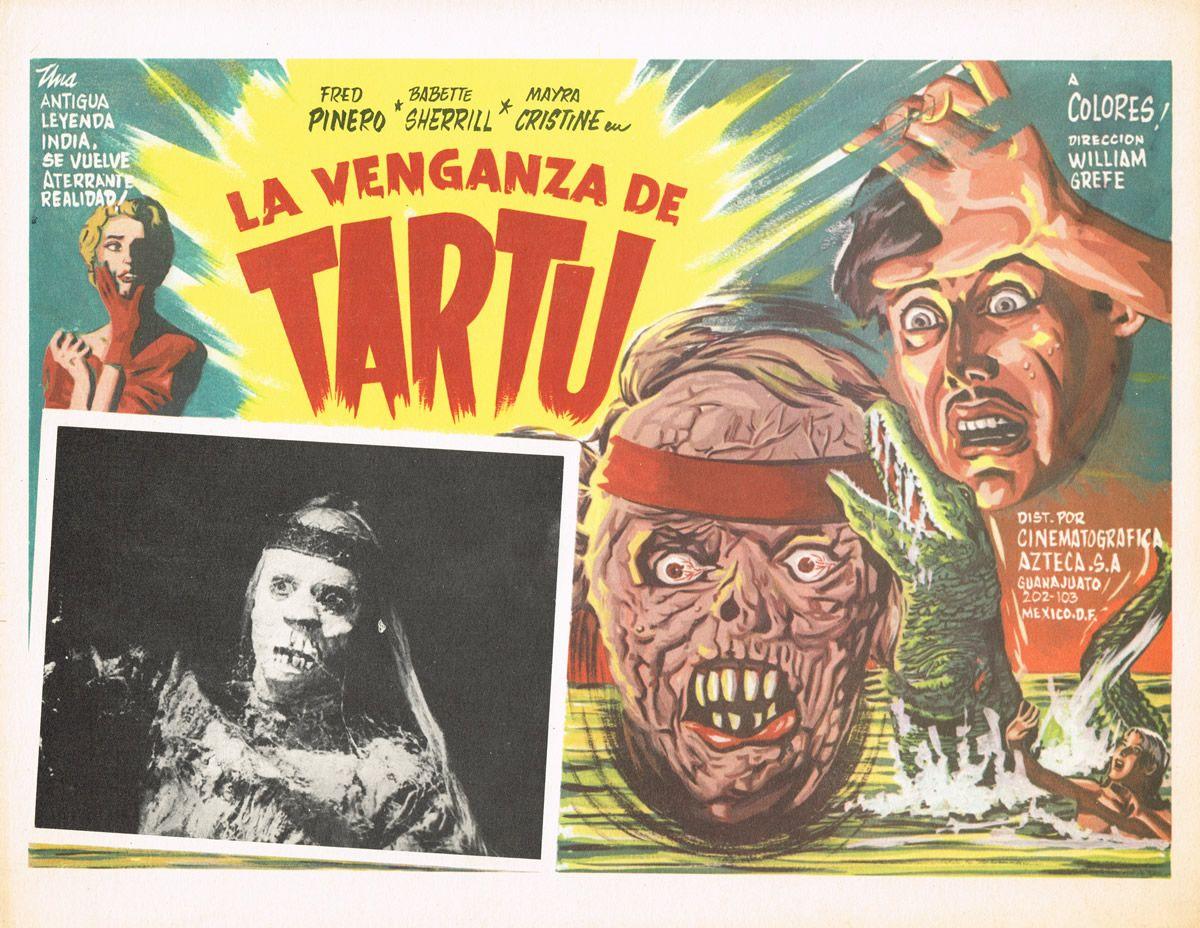 MOVIES & MANIA | Death Curse of Tartu – USA, 1966
