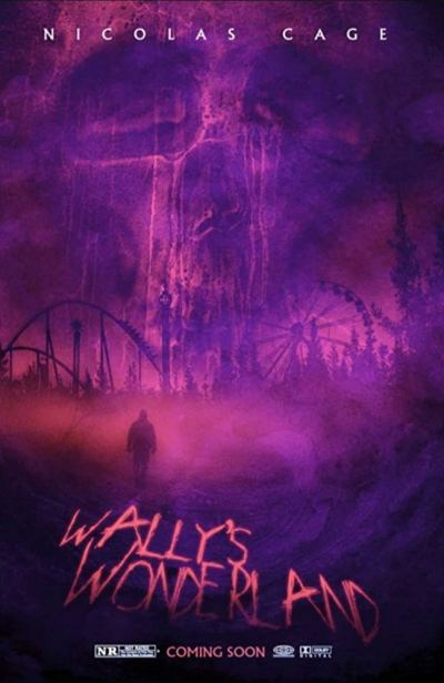 Wally's Wonderland - USA, 2020 - preview, with first image ...