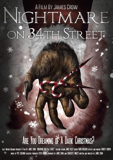 2020 Horror Christmas Nightmare on 34th Street   UK, 2020   preview with trailer