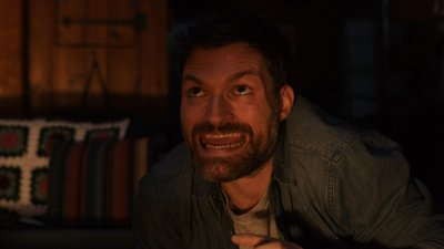 Josh Ruben in movie film Scare Me by Josh Ruben