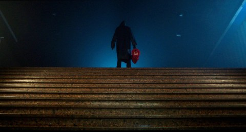 Red Screening (2020) preview of a cinema-based slasher from Uruguay -  MOVIES and MANIA