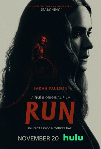 RUN 2020 Reviews of creepy thriller about a controlling mom - MOVIES and  MANIA