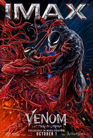 Venom-Let-There-Be-Carnage-IMAX-review-reviews-poster