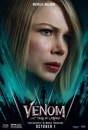 Venom-Let-There-Be-Carnage-movie-film-2021-character-poster-Michelle-Williams