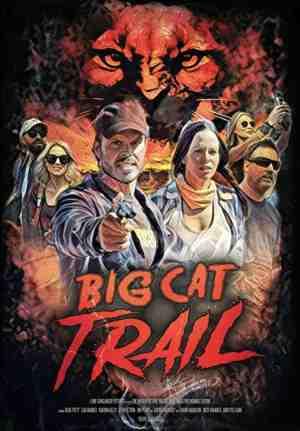 Big-Cat-Trail-movie-film-comedy-horror-2021-Beau-Yotty-poster