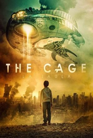 The-Cage-movie-film-sci-fi-Venezuelan-La-Jaula-poster