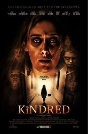 The-Kindred-movie-film-horror-British-2021-Frightfest-poster