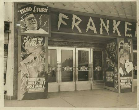 Frankenstein-Meets-the-Wolf-Man-movie-film-horror-Universal-1943-review-reviews-front-of-house