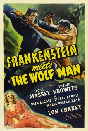 Frankenstein-Meets-the-Wolf-Man-movie-film-horror-Universal-1943-review-reviews-poster-1