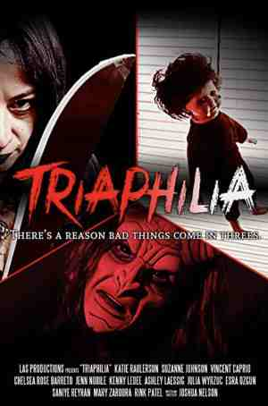 Triaphilia-movie-film-horror-anthology-2021-Joshua-Nelson-review-reviews-poster