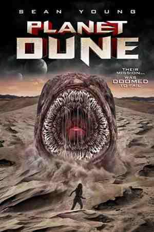 Planet-Dune-movie-film-sci-fi-mockbuster-The-Asylum-2021-poster