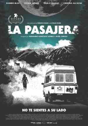 The-Passenger-movie-film-horror-van-Spanish-2021-La-pasajera-poster