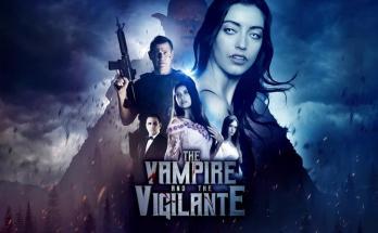 The-Vampire-and-the-Vigilante-movie-film-action-horror-2021-Rene-Perez-Emily-Whitcomb-Michael-Pare-promo