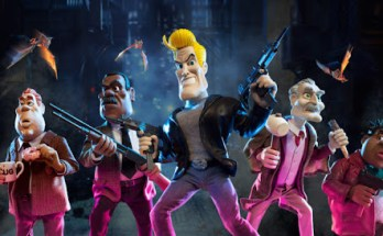 chuck-steel-night-of-the-trampires-movie-film-animated-action-horror-2018-British-review-reviews-2