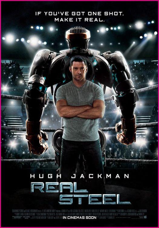 Real Steel 2011 Round 2  Movies Films  Flix