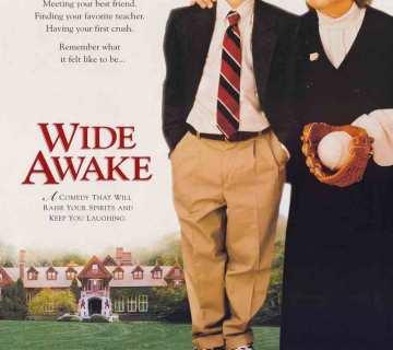 Wide Awake movie poster 1998 directed by M. Nigh Shyamalan