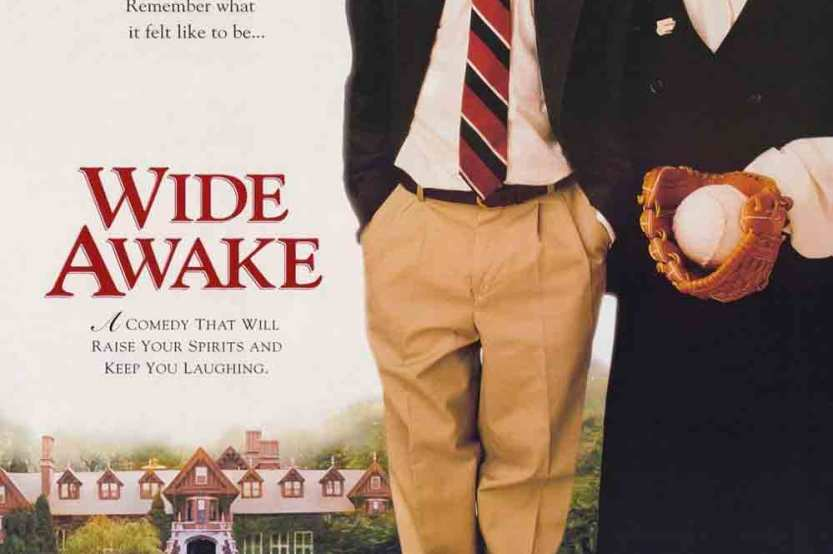 Wide Awake movie poster 1998 directed by M. Nigh Shyamalan