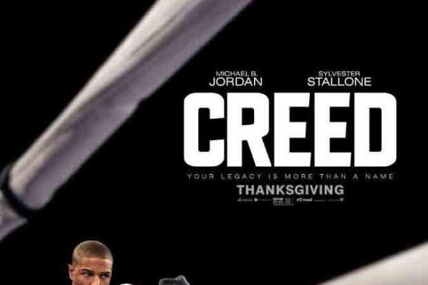 Creed movie poster 2015 Rocky Balboa movie saga