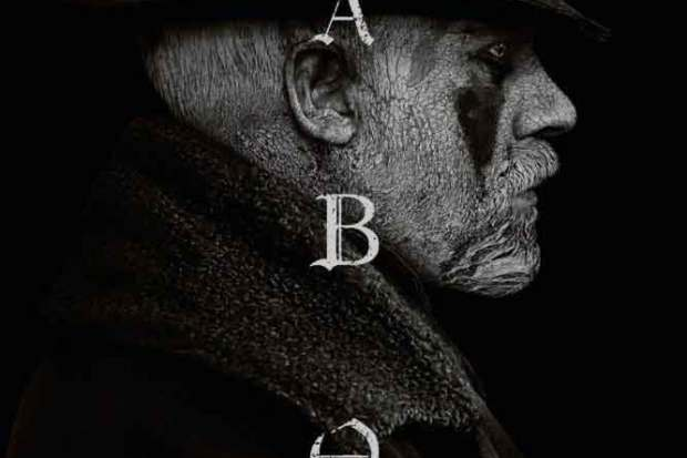 Taboo poster series starring Tom Hardy