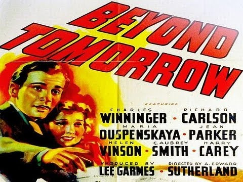Image result for beyond tomorrow 1940