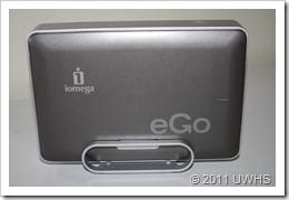 UWHS Review - Iomega eGo Desktop Hard Drive 006