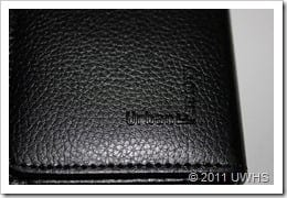 UWHS Review - Urban Factory Keyboard Black Sleeve for iPad 007