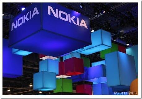 UWHS - Nokia Lumia 900 at CES 2012 - 1