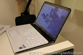 CDW Sony VAIO E Series notebook - 1