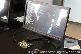 CDW at Sci Fi London Horizons 6th May 2012 004