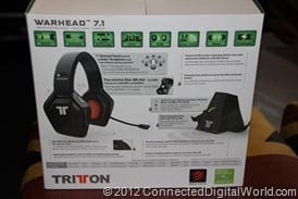 CDW Review of the Tritton Warhead Wireless Headphones - 45