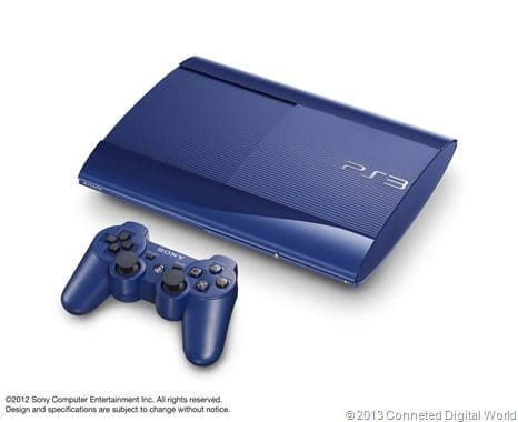 PS3_Blue_Console